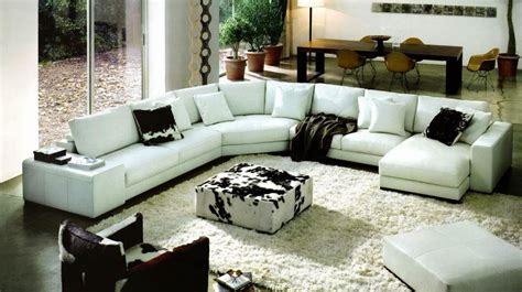 Quality Sectionals by High Class Quality Bonded Leather L Shape Sectional Miami