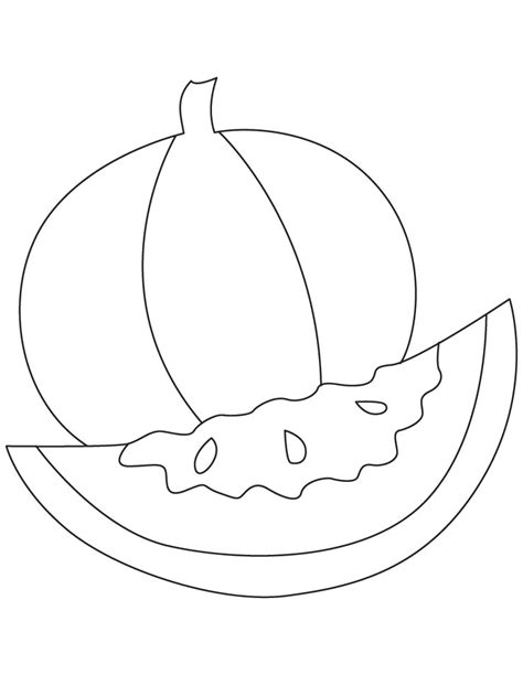 watermelon coloring page free free coloring pages of cartoon watermelon