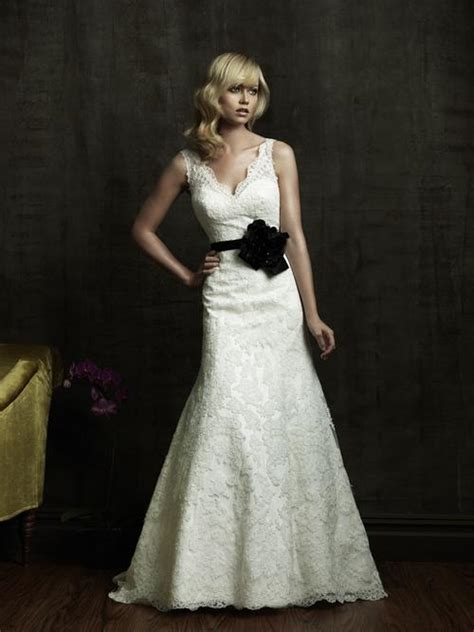 wedding dress black belt fashion belief