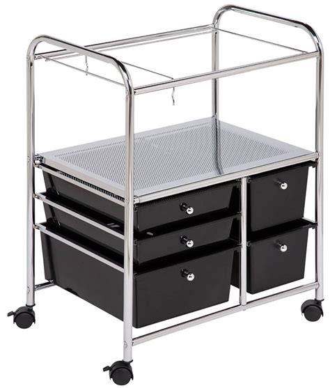 rolling file cart rolling file cart black in file cabinets