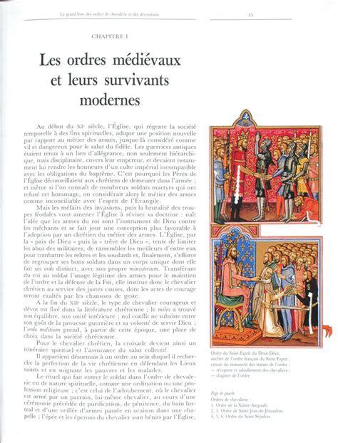 140958089x le grand livre des decorations andr 201 damien le grand livre des ordres de chevalerie et
