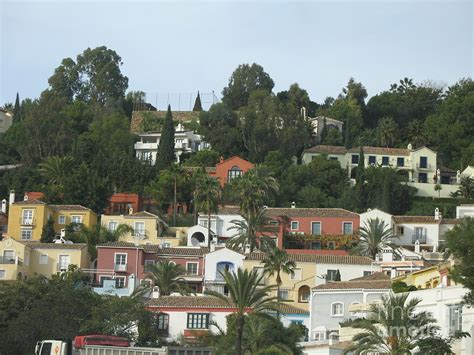 houses in the hills houses in the hills photograph by pamela leggett