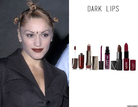 Shades Of Brown indulge in your 90s nostalgia with these lipstick looks