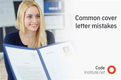 Motivation Letter Of Amsterdam Cover Letter Mistakes To Avoid Code Institute