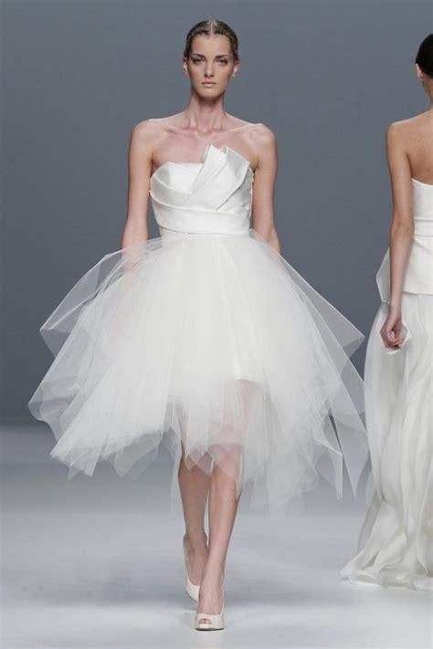 imagenes vestido de novia november rain suknie ślubne z tiulu lekko i romantycznie