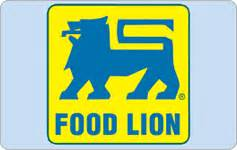 Gift Cards At Food Lion - grocery store gift cards save up to 10