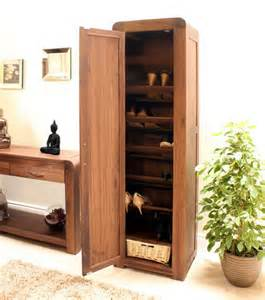 Home Design Furniture Store by Solid Walnut Tall Shoe Cupboard Shiro Shoe Cupboards