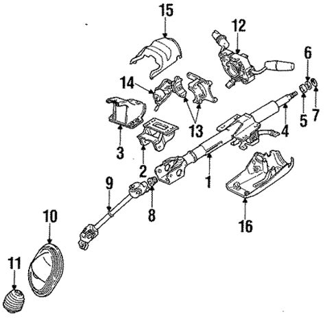 electric power steering 1993 mitsubishi eclipse spare parts catalogs switches for 1993 mitsubishi eclipse gs auto parts