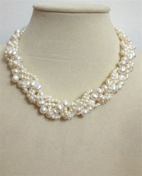 pearl necklace design popular pearl necklace design buy cheap pearl necklace