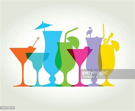 cartoon cocktail cocktail stock illustrations and cartoons getty images