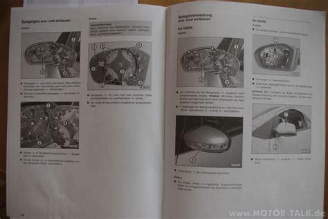 Motorrad Blinker Wechsel by Spiegelglas Blinker Im Au 223 Enspiegel Defekt Mercedes A