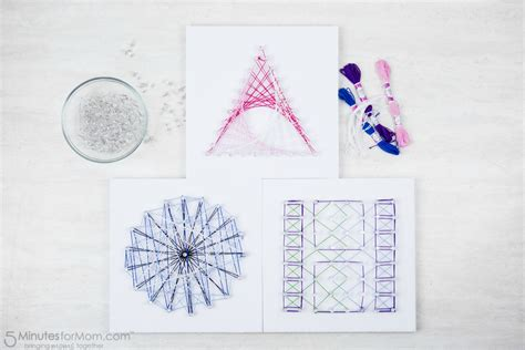 Math String - 5 creative ways to get your excited about math