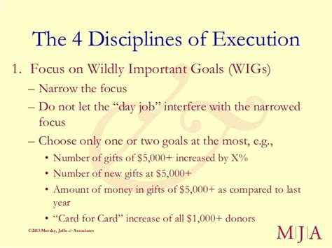 keys to managing the major gifts process it s all in the
