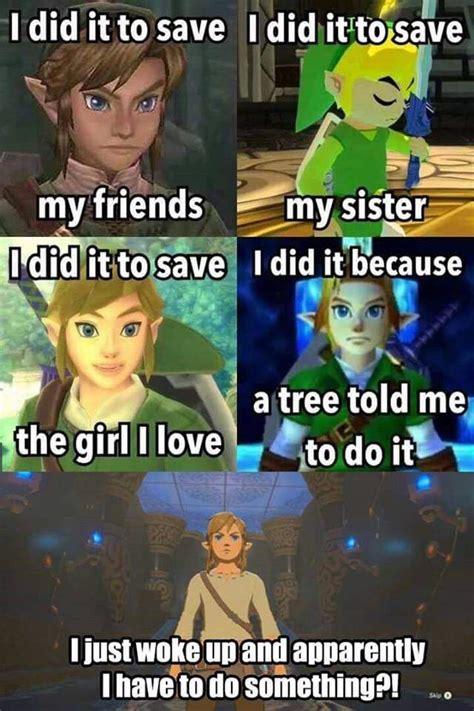Legend Of Zelda Memes - funny zelda memes video games amino