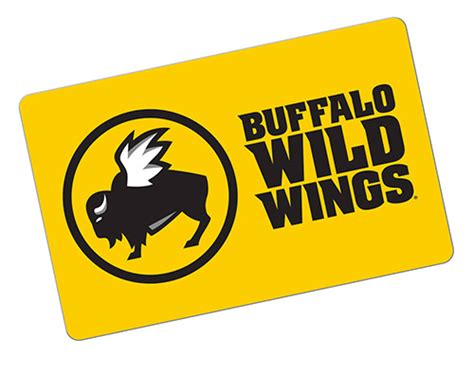 Buffalo Wild Wings Gift Card - get free buffalo wild wings gift cards freebie select the home of selected freebies