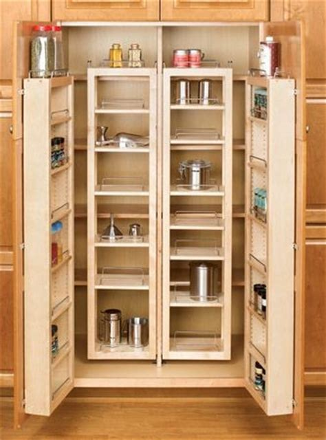 swing out pantry 51 quot pantry swing out kit 4wp18 51 kit rev a shelf