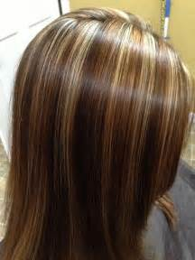 show me hair colors highlights for brunettes pinterest