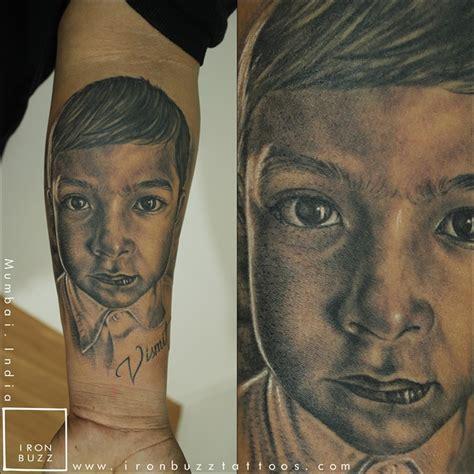 best portrait tattoo artist eric d souza certified artist
