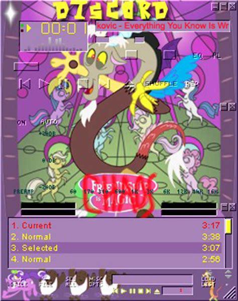 discord zip download fim pony win themes