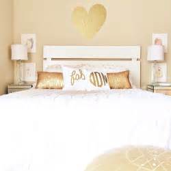 17 best ideas about white gold bedroom on