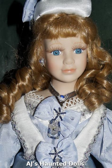 haunted doll janet janet haunted dolls for sale