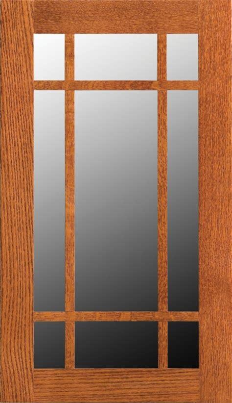 Dura Supreme S Mullion Pattern 2 Accent Door Shown In Mission Cabinet Doors