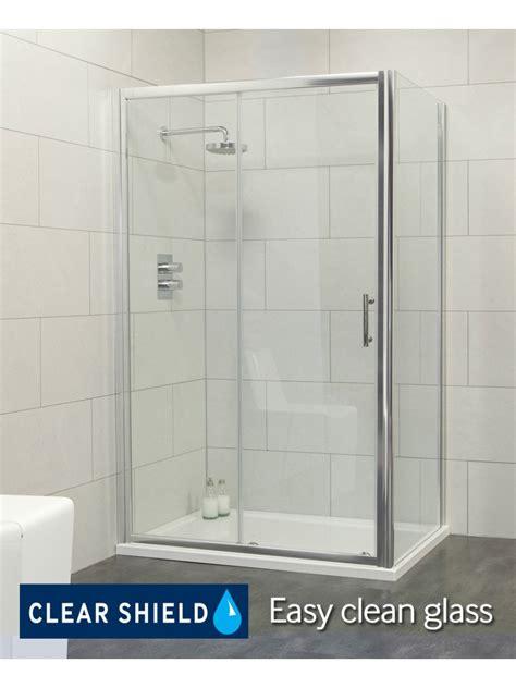 1100 Sliding Shower Door Cello Range 1100 X 760 Sliding Shower Door