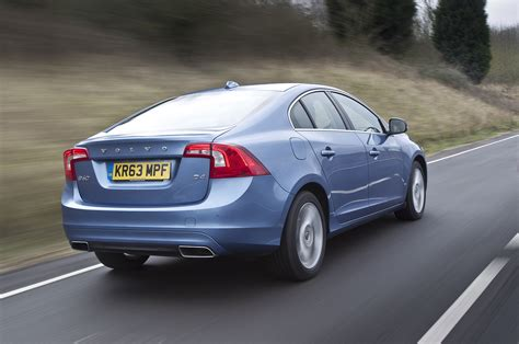 volvo s60 review autocar