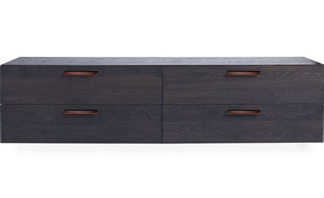 shale 4 drawer wall mounted dresser hivemodern