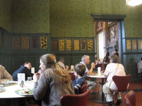 William Morris Green Dining Room by William Morris S Green Dining Room Picture Of Cafe V A