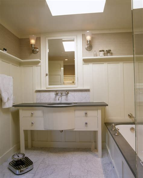 panelled bathroom ideas panelled walls photos design ideas remodel and decor