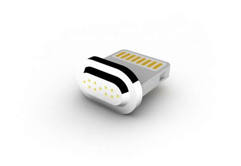 Charger Magnetic znaps gives you a sweet magnetic charger for your iphone staystacked