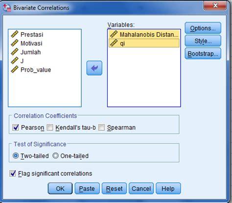 tutorial uji normalitas dengan spss 17 uji normalitas multivariat dengan spss bagian 3 selesai