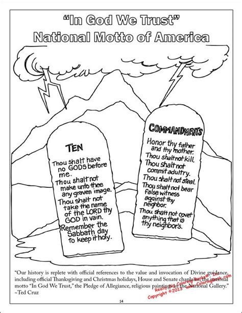 ted coloring book review ten commandment coloring pages az coloring pages