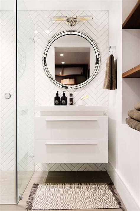 how to make a small bathroom look like a spa how to make any bathroom look and feel bigger