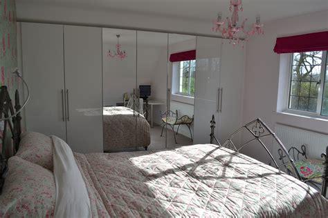 stylish bedroom gloss white cabinet custom curved desk diy wardrobes information centre