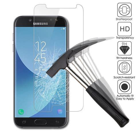 Hippo Samsung A3 2017 Tempered Glass Screen Guard Anti Gores new genuine tempered glass screen guard for samsung galaxy