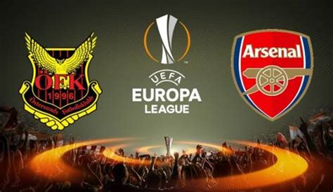 arsenal europa league 2017 resultado ostersunds vs arsenal v 237 deo goles resumen