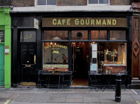 Café Gourmand   A French café in Soho   Chez Alessandra