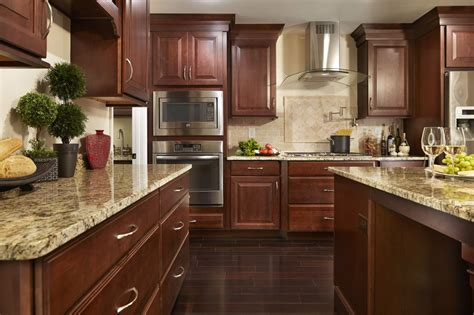 photos of cherry kitchen remodels cherry shaker cabinets kitchen remodeling photos