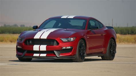 Ford Mustang Shelby 350 by 2017 Ford Shelby Gt350 A Racing Machine For The Road