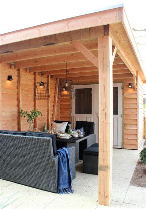 schuur en overkapping een overkapping en schuur in 233 233 n eigen huis tuin
