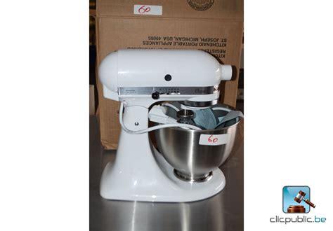 Mixer Merk Kitchenaid robot mixer kitchenaid 5ksm45 ref 104 te koop op clicpublic be