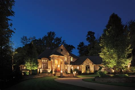 who makes the best landscape lighting your home more inviting with kichler
