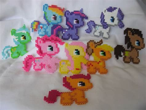 bead my 17 best images about perler my pony on