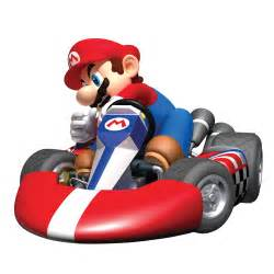 mario kart wii giant wall sticker stickers wall