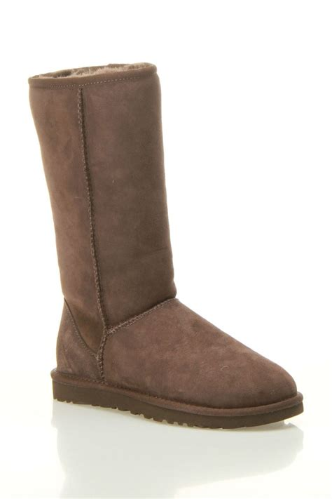 The Not So The Bad And The Uggs Styledash Picks The Ugliest Shoes by Ugg Classic Boot In Chocolate Beyond The