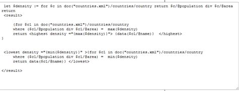 php xquery tutorial xml world countries xpath and xquery exercises first