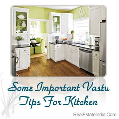 Vaastu Tips For Kitchen by Some Important Vastu Tips For Kitchen