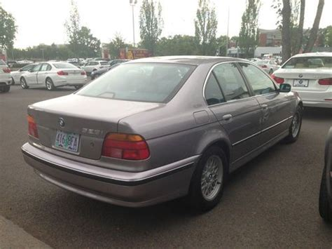 where to buy car manuals 1999 bmw 7 series parking system purchase used 1999 bmw 528i base sedan 4 door 2 8l manual in eugene oregon united states for
